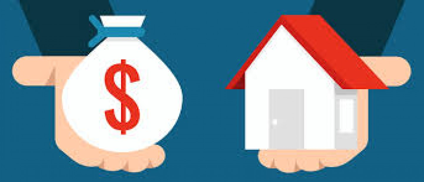 What is the deposit when buying a house?